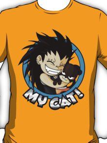 Gajeel - My Cat  T-Shirt