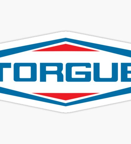TORGUE! (clean) Sticker