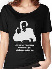 Saul 2 Women's Relaxed Fit T-Shirt