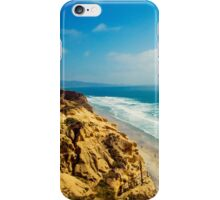The Ocean Hills of Torrey Pines iPhone Case/Skin