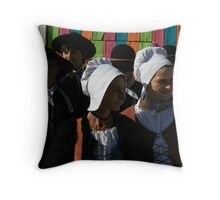 A Berry Nice Life Throw Pillow