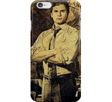 Clark Kent/Superman/The Blur (Tom Welling) iPhone Case/Skin