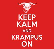 Keep Kalm and Krampus On  T-Shirt
