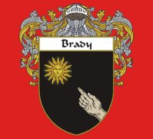 Brady Coat of Arms/Family Crest Kids Tee