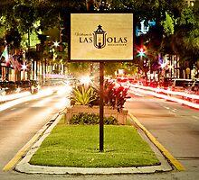 Las Olas Boulevard by Kyle Irizarry