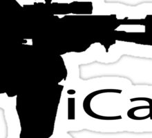 iCamp (Halo) Sticker