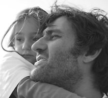 Daddy & Daughter by Franglais