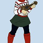 Holiday Ukulele by PersonalGenius