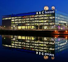 BBC Scotland HQ by Escocia Photography