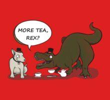 More tea, Rex? One Piece - Short Sleeve