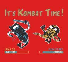 It's Kombat Time! Kids Clothes