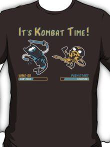 It's Kombat Time! T-Shirt