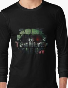 League of Legends - Omega Teemo's Mask Long Sleeve T-Shirt