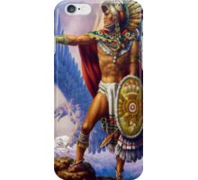 Cuauhtemoc iPhone Case/Skin