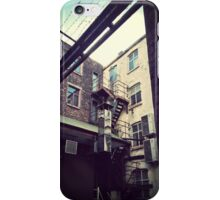 Manchester Mills  iPhone Case/Skin