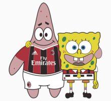 Spongsbob AC Milan by arieframadhan