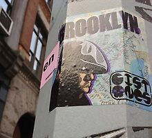 Biggy in Brooklyn by leedgreen