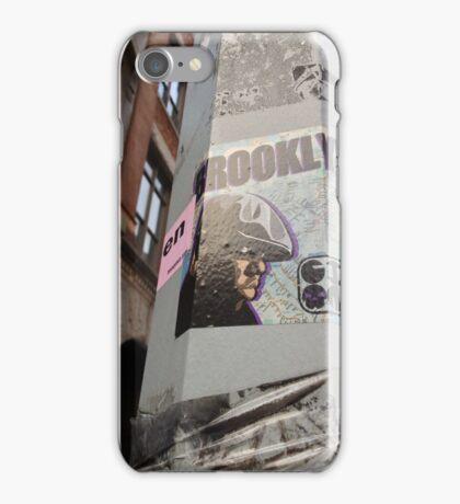 Biggy in Brooklyn iPhone Case/Skin