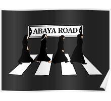 Abaya Road Poster