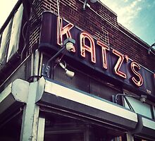 Katz - NYC by leedgreen