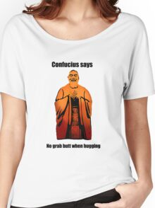 Confucius 2 Women's Relaxed Fit T-Shirt