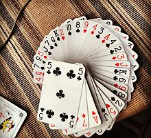 Deck of Cards by terrigardner