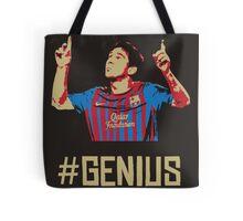 Messi Tote Bag