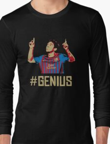 Messi Long Sleeve T-Shirt