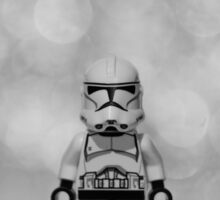 Stormtrooper Lego Sticker