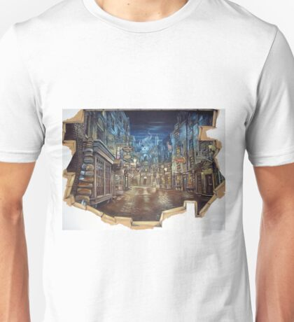 Breach to Diagon Alley Unisex T-Shirt