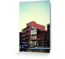 NYC - Street Art  Greeting Card