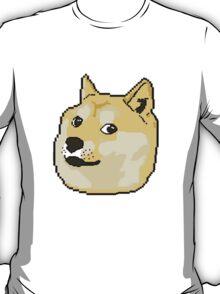 pixel shibe doge T-Shirt