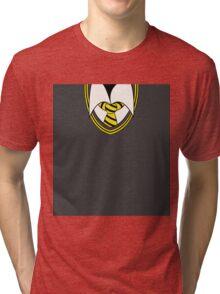 Patient like a Badge! Tri-blend T-Shirt