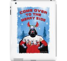 Merry Vader iPad Case/Skin