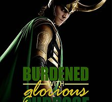 Burdened with Glorious Purpose by andirobinson