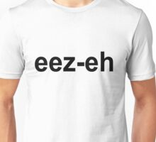 eez-eh Kasabian 48:13 Top Unisex T-Shirt