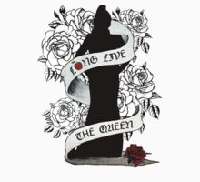 Long Live The (Evil) Queen Baby Tee