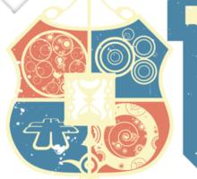 GU Gallifrey University Sticker
