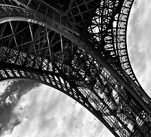 Eiffel Curves and Patterns by Pauline Lewis