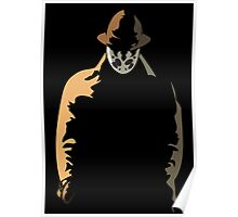 Rorschach  in the Shadows Poster