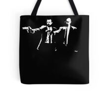 Breaking pulpy, bad fiction. Tote Bag