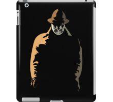 Rorschach  in the Shadows iPad Case/Skin
