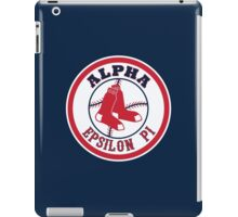 AEPi Boston Red Sox iPad Case/Skin