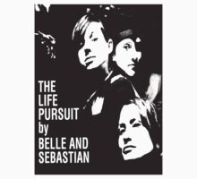 Belle and Sebastian 'The Life Pursuit' (Black Aspect) by TISM