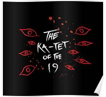 Ka-Tet of the 19 Poster