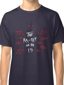Ka-Tet of the 19 Classic T-Shirt