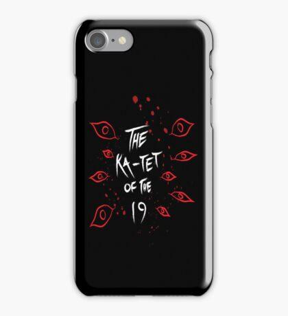 Ka-Tet of the 19 iPhone Case/Skin