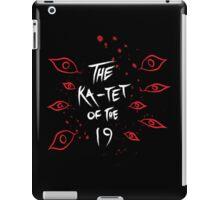 Ka-Tet of the 19 iPad Case/Skin
