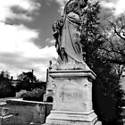 Historic Oakland Cemetery, Atlanta, Ga. by Scott Mitchell