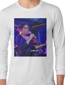 Big Band Workshop @ Jazz & Blues Festival Long Sleeve T-Shirt
